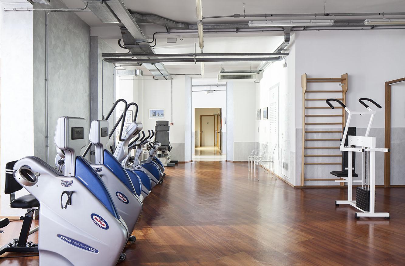 centri fisioterapia convenzionati di firenze Sport Clinic Center