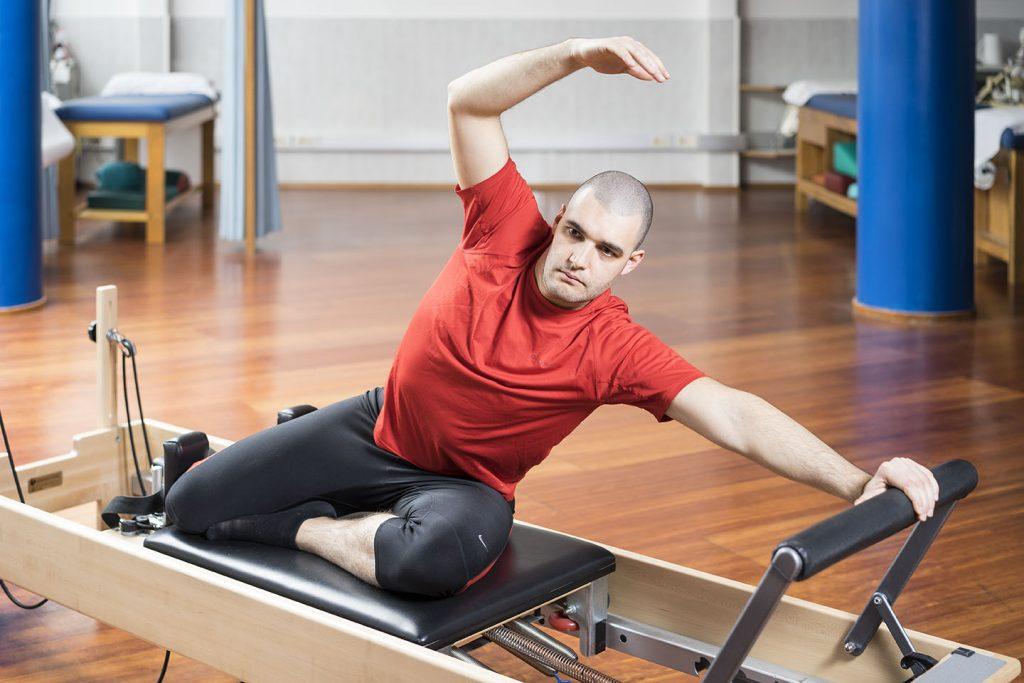 il pilates medicale svolto presso Sport Clinic Center Firenze