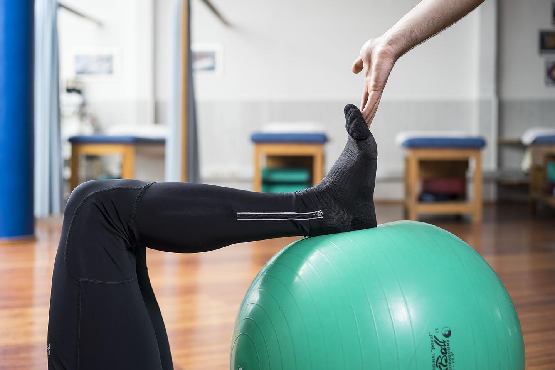 riabilitazione ginocchio presso sport clinic firenze