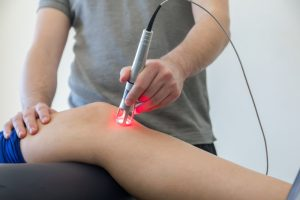 laserterapia presso Sport Clinic center Firenze