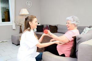 terapia domiciliare per riabilitazione anche a casa
