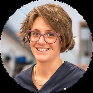 Francesca Bianchi terapista presso sport clinic center