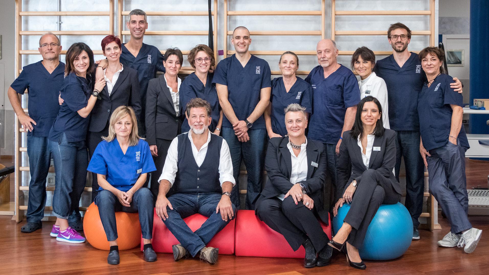 clinica riabilitativa Firenze