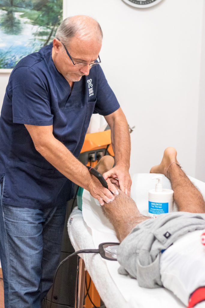 trattamento di tecarterapia a firenze presso sport clinic center