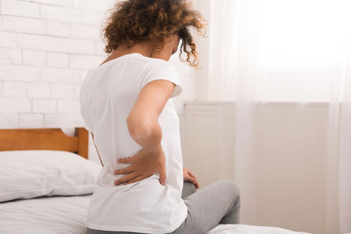 come dormire con il mal di schiena
