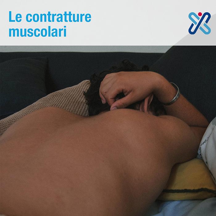 contrattura muscolare