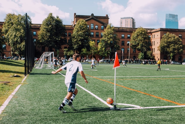 integratori sportivi calcio