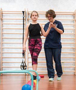 fisioterapia bambini
